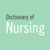 Dictionary of Nursing logo