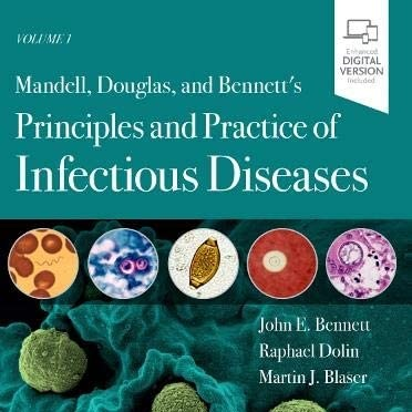 Mandel, Douglas, and Bennett's - Infectious Diseases logo